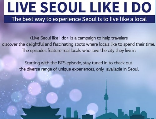 Live Seoul Like I Do – BTS' Life in Seoul