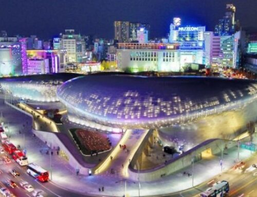 Using Dongdaemun Market